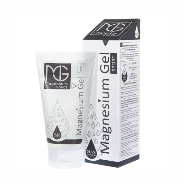 MG Gel Sport 150ml фото