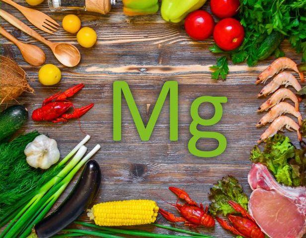 В каких продуктах содержится магний фото