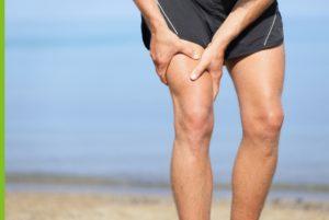 Острый мышечный спазм - проблема спортсменов фото