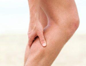 Судороги мышц: симптомы, виды и лечение фото
