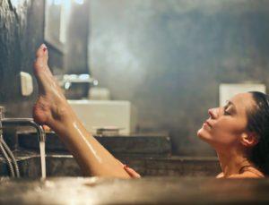 Магниевая ванна фото