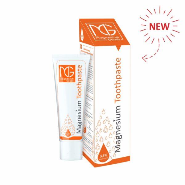 Magnesium Toothpaste