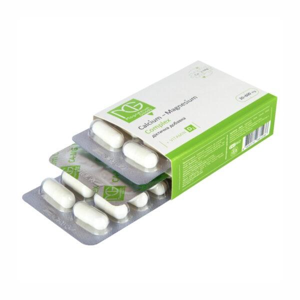 Calcium – Magnesium Comlex диетическая добавка 2