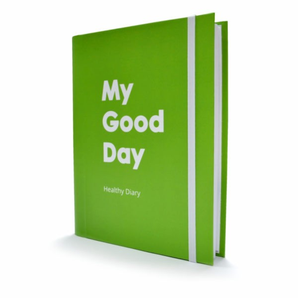 "Планер блокнот Healthy Diary ""My Good Day"""