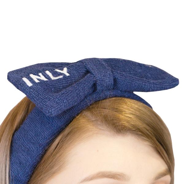 Косметическая повязка для волос